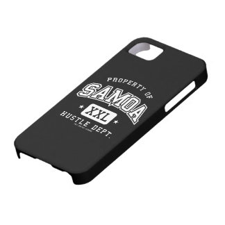 Property of SAMOA Case For The iPhone 5