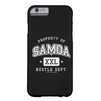 Property of SAMOA iPhone 6 Case