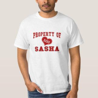 Property of Sasha T-Shirt
