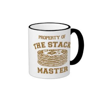 Property Of Stack Master Mugs
