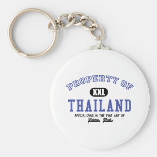 Property of Thailand Key Ring