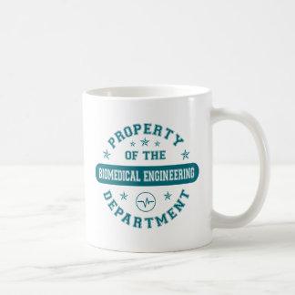 Property of the Biomedical Engineering Department Coffee Mug