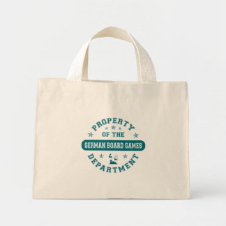 Property of the German Board Games Department Bag