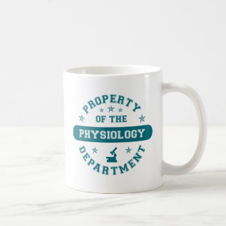 Property of the Physiology Department Mug