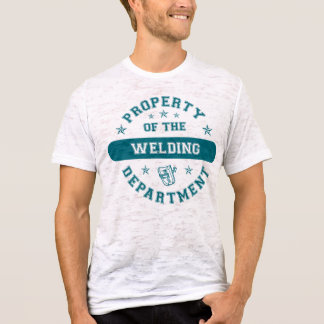 Property of the Welding Department T-Shirt