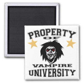 Property Of Vampire University Magnet