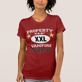 Property Of Vampire University Tshirt