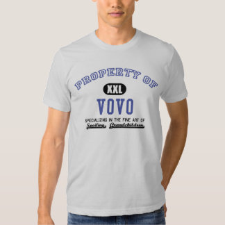 Property of Vovo T-shirts