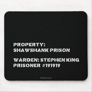 Property: Shawshank Prison Mouse Mat
