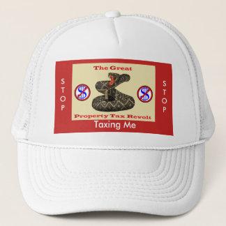 Property Tax Revolt ! Trucker Hat