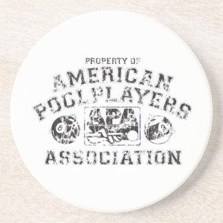 Propery of APA - Distressed Coaster
