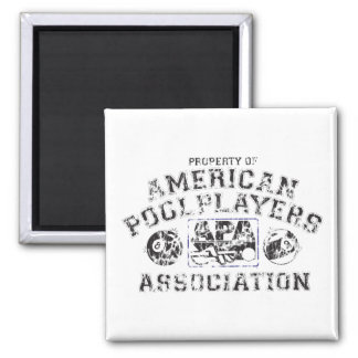 Propery of APA - Distressed Square Magnet