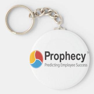 Prophecy logo keychain