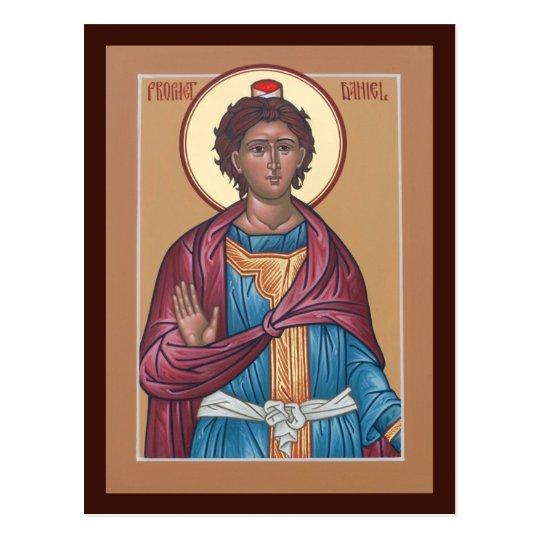 Prophet Daniel Prayer Card