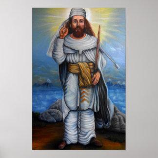 Prophet Zoroaster Poster