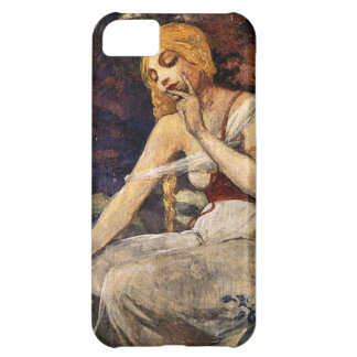 Prophetess by Alfons Mucha 1896 iPhone 5C Case