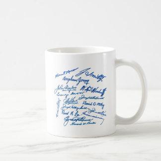 Prophets Autographs Coffee Mugs