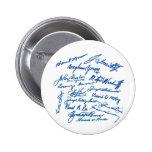 Prophets Autographs Pinback Buttons