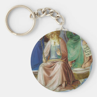 Prophets (detail) by Fra Angelico Key Chain