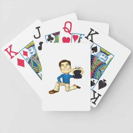 Proposal 2 bicycle playing cards