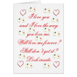 Proposal Card