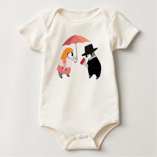 Propose Penguin Baby Bodysuits
