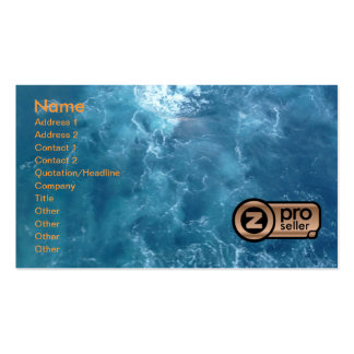 ProSeller Bronze Fine Art Business Card 3D