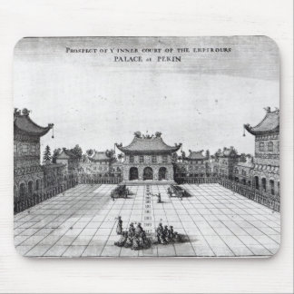 Prospect of the Inner Court Mouse Pad