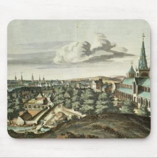 Prospect of the Town of Glasgow Mouse Mat