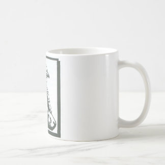 prospector basic white mug