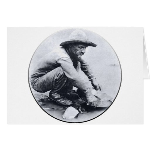 Prospector Greeting Cards