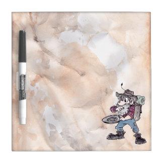 Prospector Dry Erase Board
