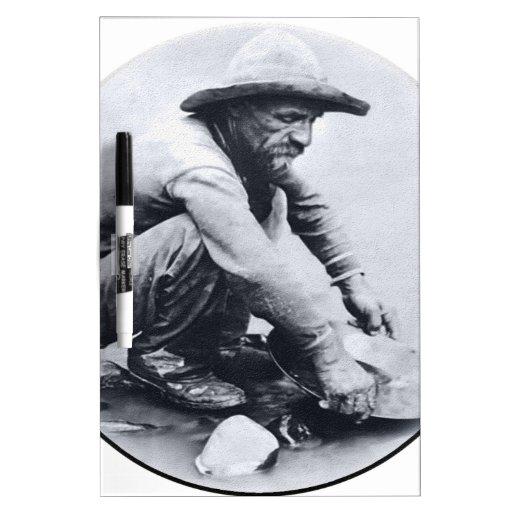 Prospector Dry-Erase Board