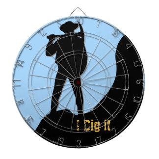 Prospector - I Dig It Dartboard