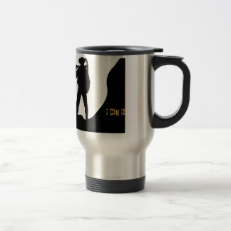 Prospector - I Dig It Stainless Steel Travel Mug