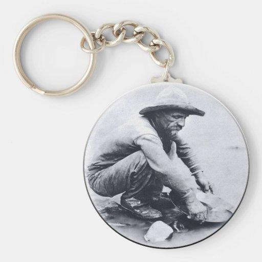 Prospector Keychain