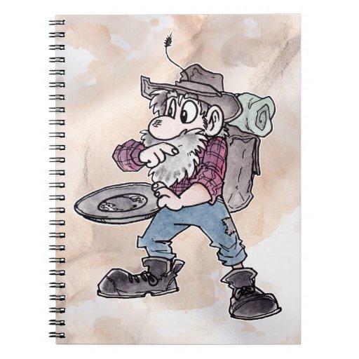 Prospector Spiral Notebooks