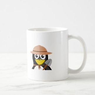 Prospector Penguin Coffee Mugs