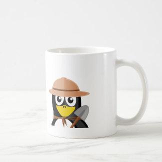 Prospector Penguin Coffee Mug