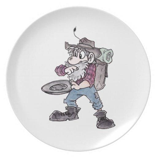 Prospector Plate