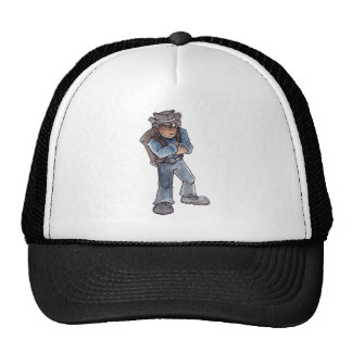 Prospector Winking Cap