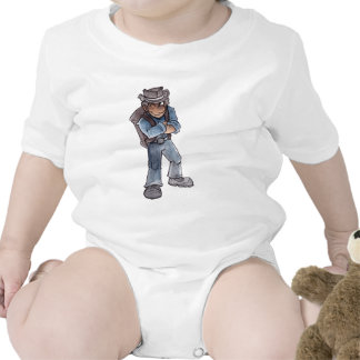 Prospector Winking Baby Bodysuit