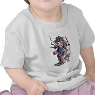 Prospector with Dog Tee Shirts