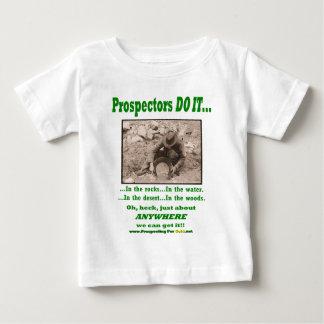 Prospectors Do It... T-shirt