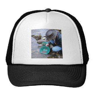Prospectors Gold Panning Mug Hat