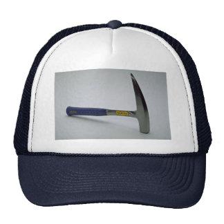 Prospector's hammer hat
