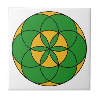 Prosperity6 Small Square Tile