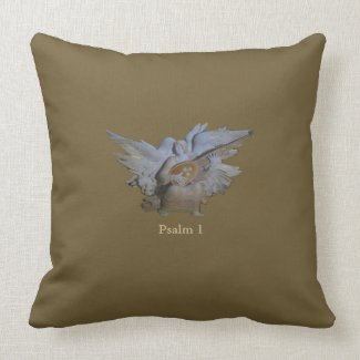 Prosperity Scripture Psalm 1 Cushion