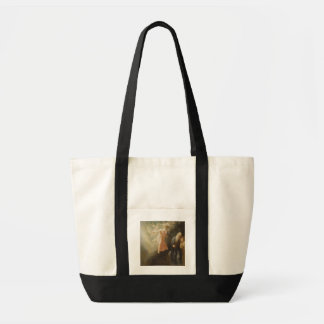 Prospero, Miranda and Ariel, from 'The Tempest', c Tote Bag