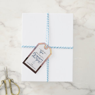 Prosperous New Year • Business Promotion Gift Tags